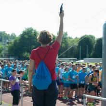 Startschuss zum Campus Run 2017