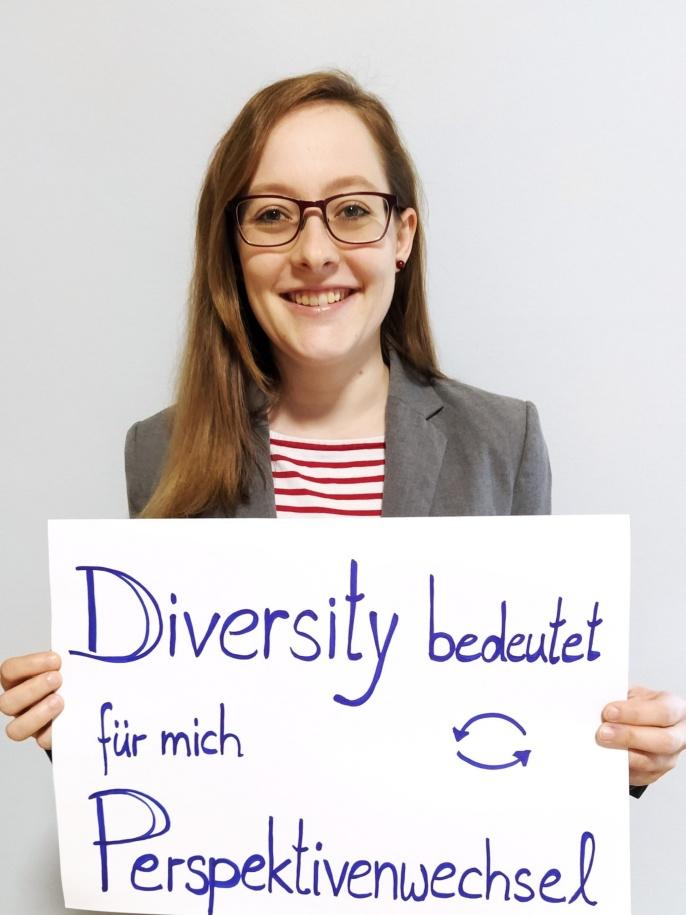 Rebecca Schwenger, Betreuerin für internationale Austauschstudierende
