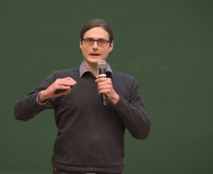 Elmar Sauer, Laureate Faculty 4. (c)