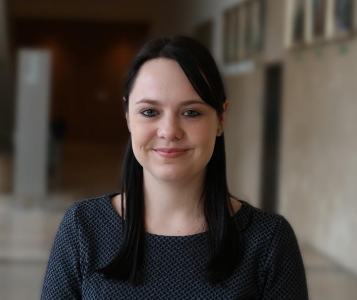 Katharina Klein (c) Stabsstelle Alumni