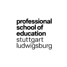 Logo der Professional School of Education Stuttgart-Ludwigsburg