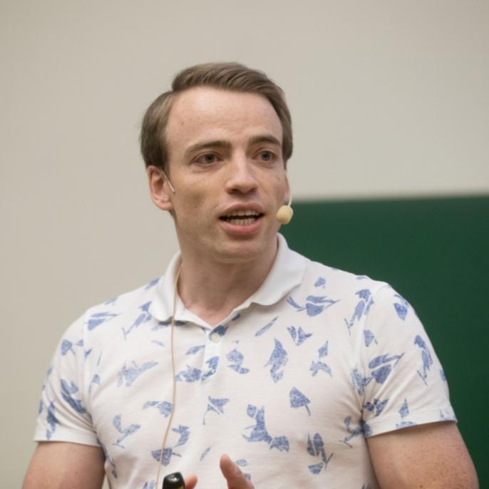 Preisträger Lorenz Schmitt (Fakultät 6)