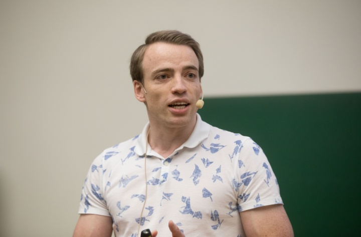 Preisträger Lorenz Schmitt (Fakultät 6) (c)