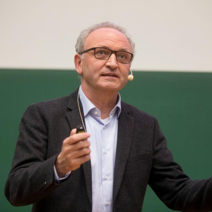 Prof. Rainer Helmig