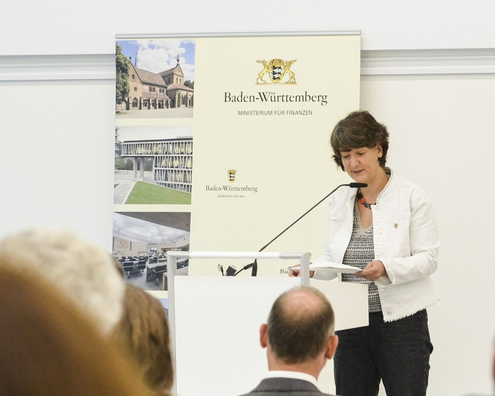 Gisela Splett (Staatssekretärin, Finanzministerium Baden-Württemberg) (c)  Johannes Zimmermann