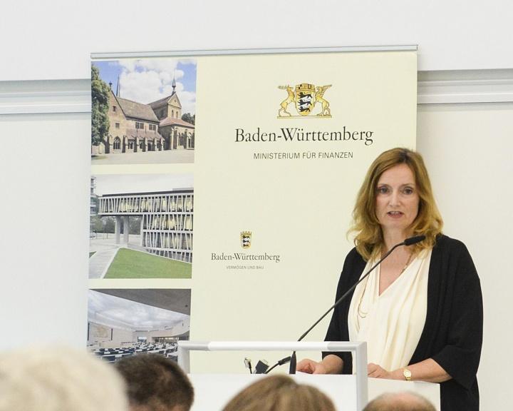 Isabel Fezer (Bürgermeisterin, Referat Jugend und Bildung, Landeshauptstadt Stuttgart) (c) Johannes Zimmermann