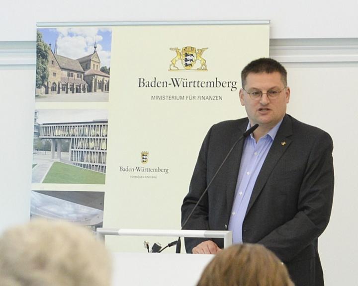 Michael Resch (Direktor, HLRS). (c) Johannes Zimmermann