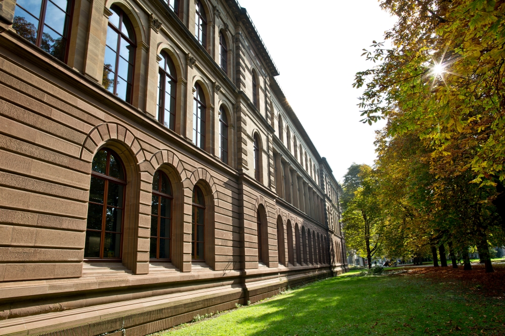 Fakultäten Uni Stuttgart