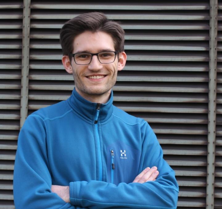André Schiedt ist seit Dezember 2013 Stipendiat der Studienstiftung. Der 27-Jährige schreibt zurzeit an seiner Masterarbeit im Studiengang Luft- und Raumfahrttechnik. (c)