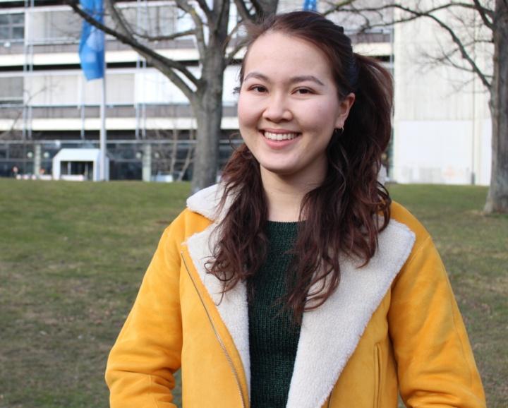 Corinna Schröder ist seit April 2016 Stipendiatin der Studienstiftung. Die 23-Jährige  studiert Mechatronik im dritten Mastersemester. (c)