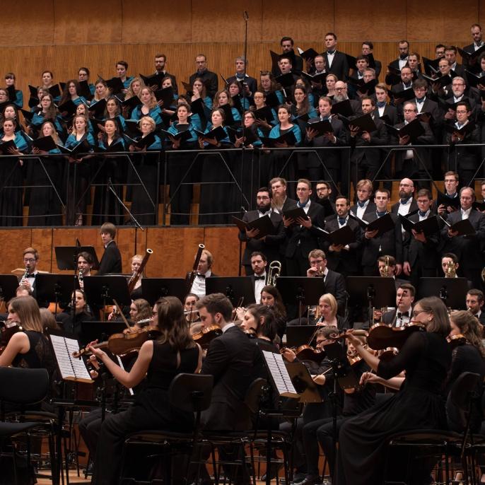 Akademischer Chor und Orchester der Universität Stuttgart