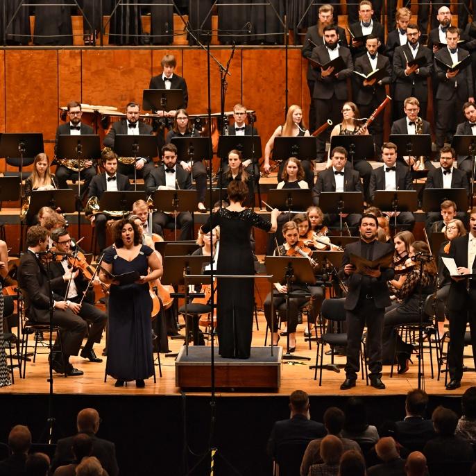 Bruckner Konzert Solisten