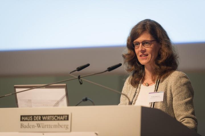 Dr. Claudia Goll, Direktorin des MINT-Kollegs Baden-Württemberg. (c) Kovalenko