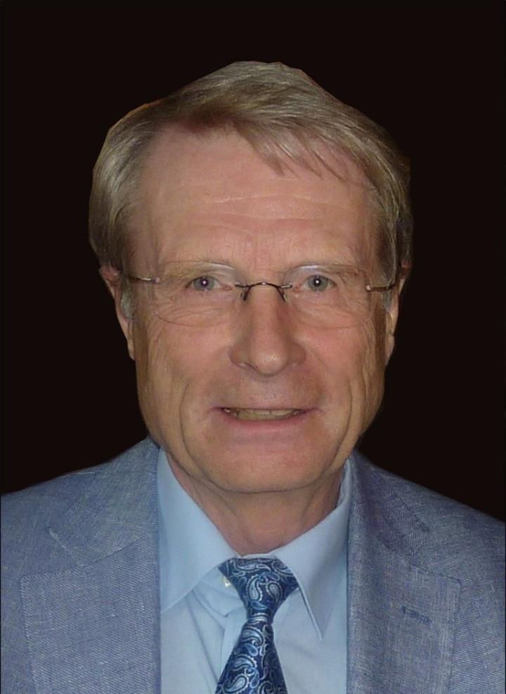 Prof. Ekkehard Ramm erhielt die Leonhard Euler-Medaille. (c) IBB