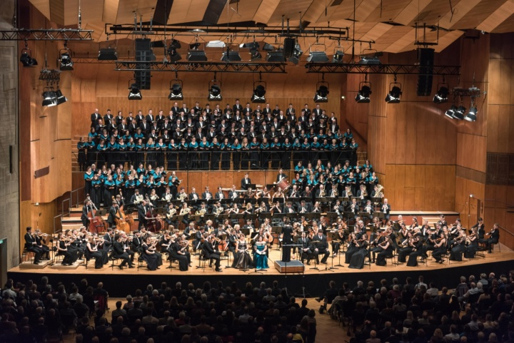 Academic Choir and the Academic Orchestra of the University of Stuttgart