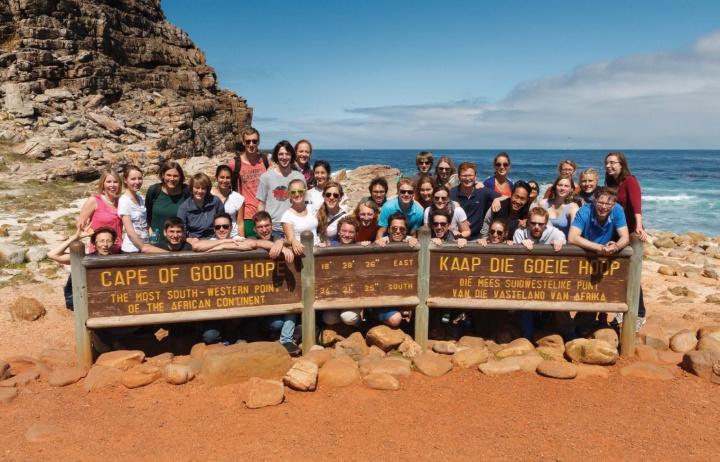 Orchesterreise 2014: Cape of Good Hope  (c)