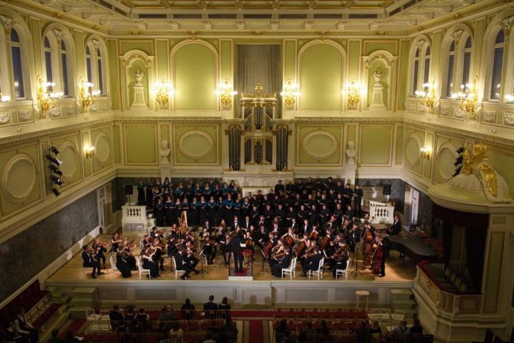 Konzertreise nach St. Petersburg (c) Simon Brodtmann