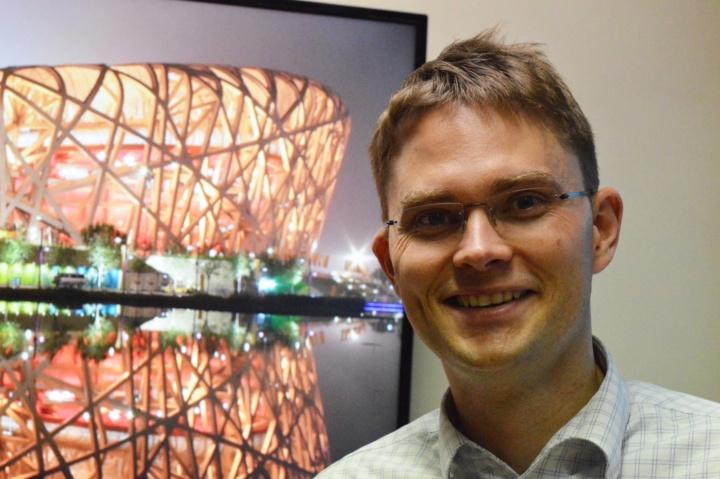 Prof. Jens Anders leitet seit Oktober das Institut für Theorie der Elektrotechnik.  (c) Roeder