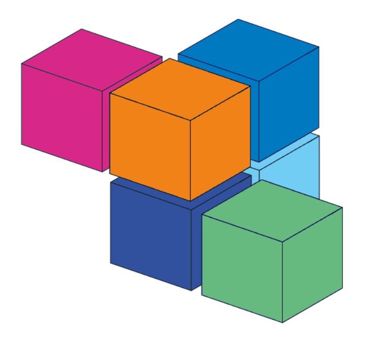 """Logo der neuen Zeitschrift """"Bausteine Forschungsdatenmanagement""""."""