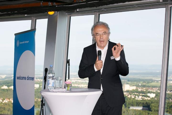 Prof. Werner Sobek (c) Horst Rudel