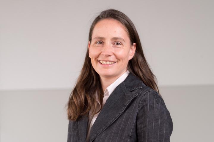 Die neue Gleichstellungsbeauftragte an der Universität Stuttgart: Prof. Nicole Radde. (c) Martin Stollberg/Universität Stuttgart