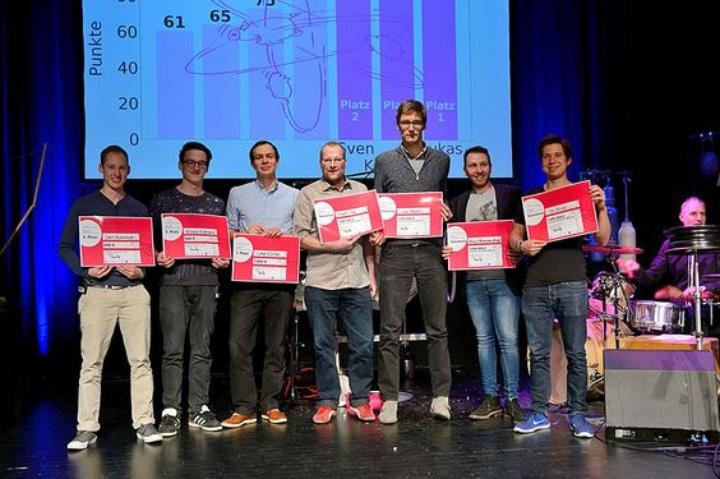 Die Teilnehmer. (c) IQST, Stuttgart