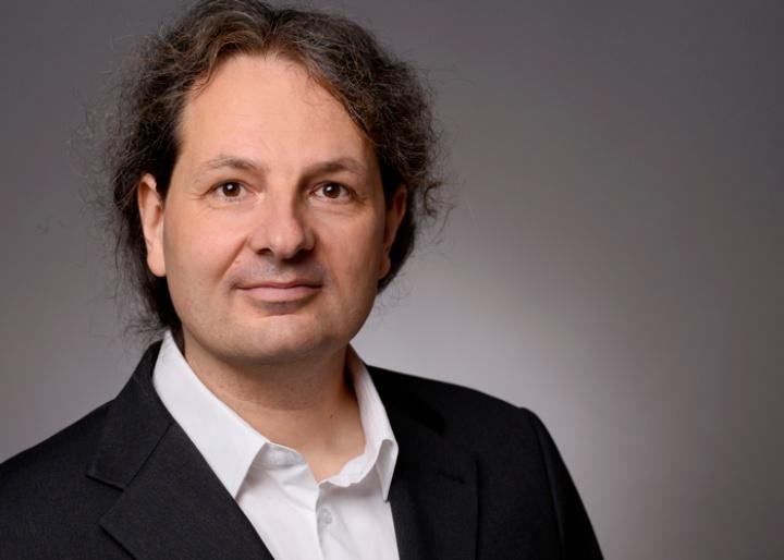 Prof. Gabriel Viehhauser leitet seit Frühjahr 2016 die Abteilung Digital Humanities am Institut für Literaturwissenschaft.  (c)