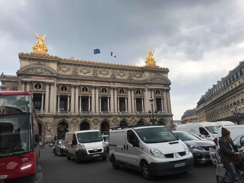 Opéra Garnier, Paris (c) Stefan Bayer