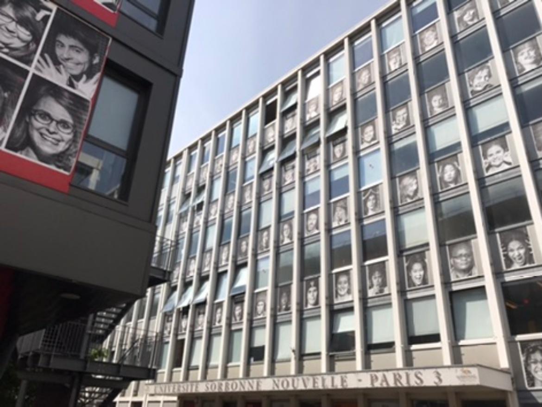 Université Sorbonne Nouvelle - Paris 3 (c) Stefan Bayer