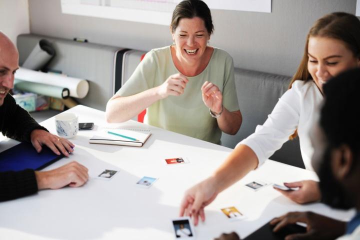 Coaching im Rahmen des Leadership-Programms (c)