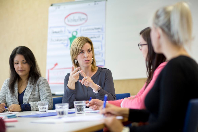 Workshop im Rahmen des Leadership Programms