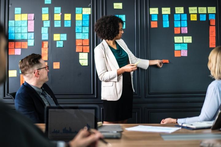 Kollegiales Coaching im Rahmen des Leadership-Programms (c)